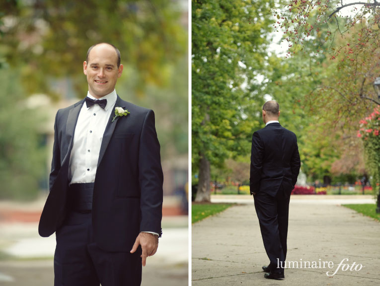 Chicago Destination Wedding Photography James Hotel